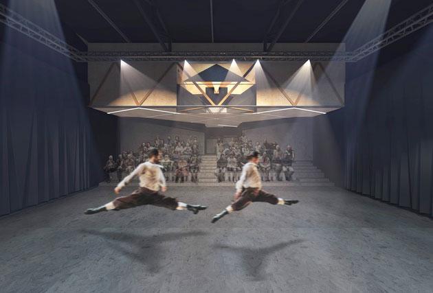 Le Club Rodez - La salle d'incubation
