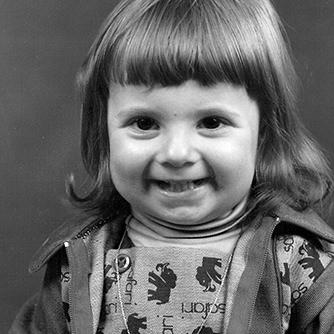 David Granier enfant