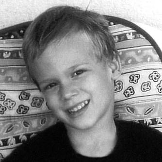 Leonhard Hermle enfant
